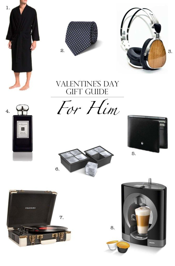 Vday for him