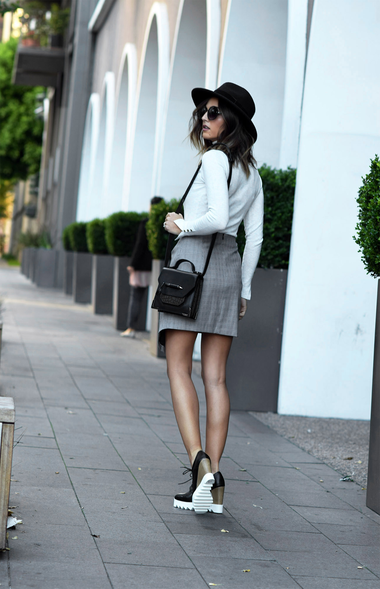 knotted-skirt