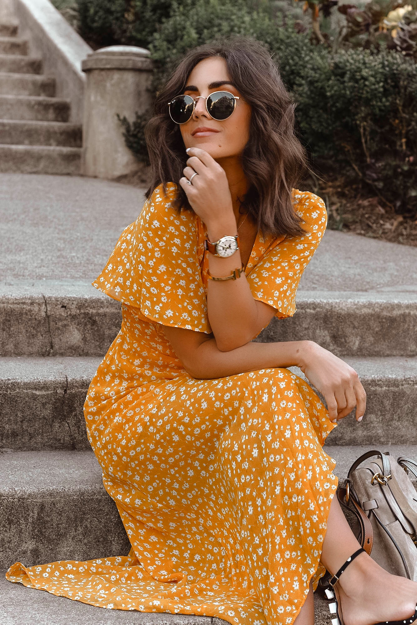 yellow dress 8